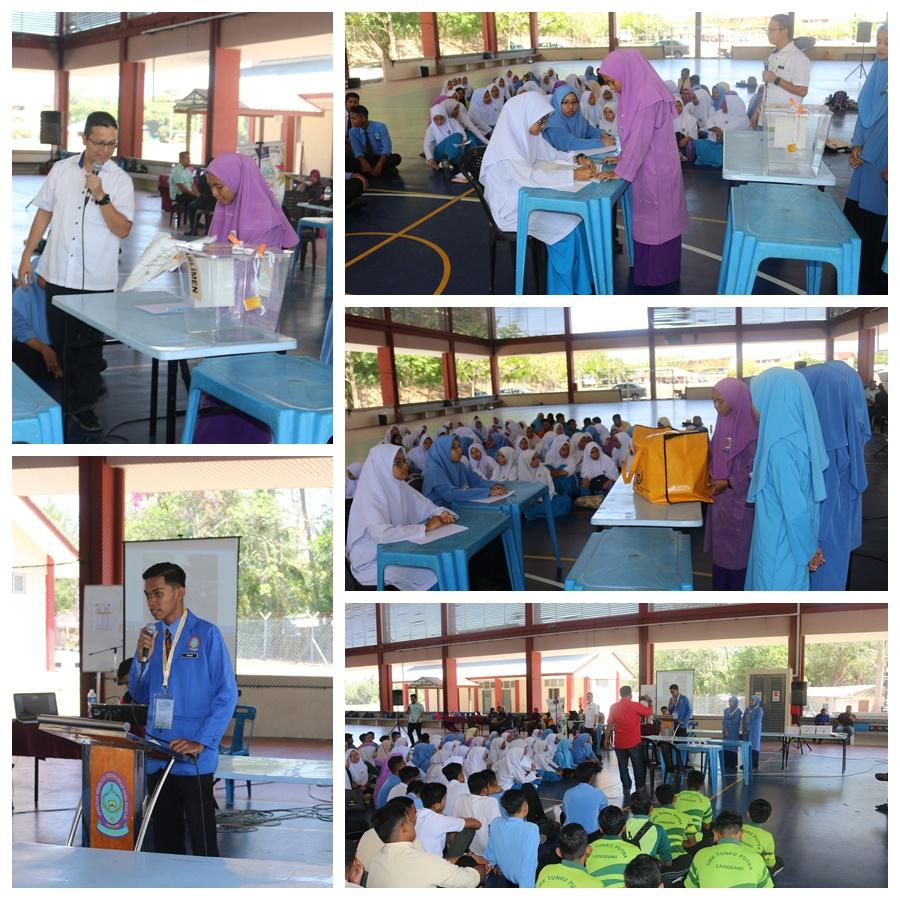 pendidikan pengundi SMK Ayer Hangat2