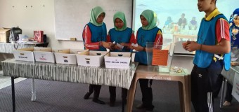 PENDIDIKAN PENGUNDI (CIVIC EDUCATION) SMK DULANG & SMK YAN