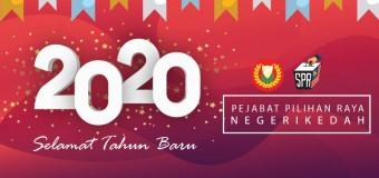 SELAMAT TAHUN BARU 2020