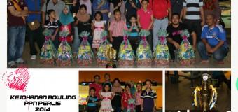 Kejohanan Bowling PPN Perlis 2014