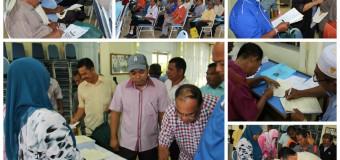 Taklimat Penolong Pendaftar JKK (Parlimen Padang Besar)