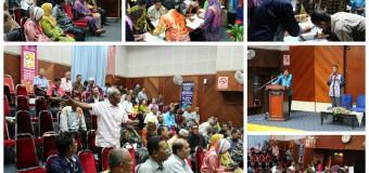 Taklimat Penolong Pendaftar JKK (Parlimen Kangar)