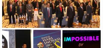 Hari Inovasi 2015 Dan Anugerah Perkhidmatan Cemerlang 2014
