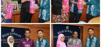 Penyampaian Hadiah Pertandingan Karom Peringkat PPN Perlis