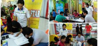 Program Outreach di Pasaraya Giant, Kangar