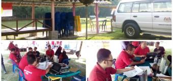 Program Outreach di Kg. Syed Omar