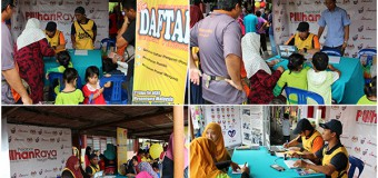 Program Jom Masuk Kampung Parlimen Arau 2016