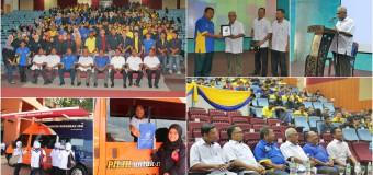 Program Pendidikan Pengundi Dalam Urusan PRU Bersama Mahasiswa