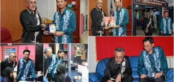 Lawatan Kerja YB Setiausaha Kerajaan Negeri Perlis