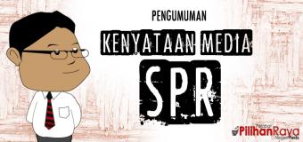 Kenyataan Media: SPR Teruskan PRK Semenyih