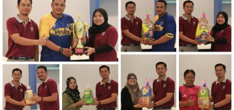 Pertandingan Bowling Kelab Sukan dan Kebajikan PPN Perlis 2018