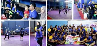 Sukan SPR Zon Utara (Badminton)