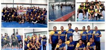 Sukan SPR Zon Utara (Futsal)
