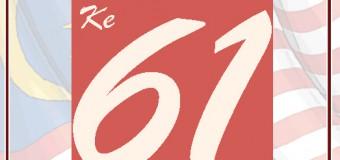 Selamat Ulang Tahun SPR Ke-61