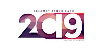 Selamat Tahun Baru 2019