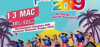 Pesta Angin Timur 2019