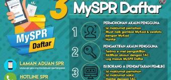 MySPR Daftar