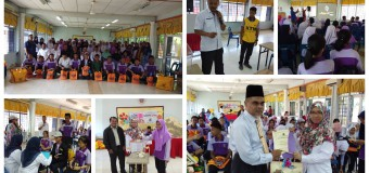Program Voter Education (VE) di SMK Syed Saffi