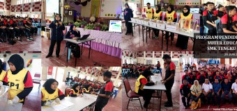 Program Pendidikan Pengundi Voter Education (VE) SMK Tengku Sulaiman