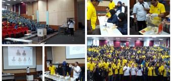 Program Voter Education (VE) di Unimap Pauh