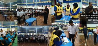 Program Pendidikan Pengundi Voter Education (VE) IKBN Kuala Perlis
