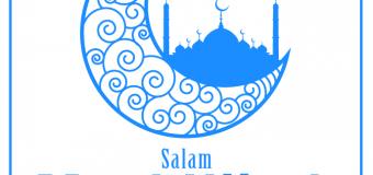 Salam Maal Hijrah 1443H