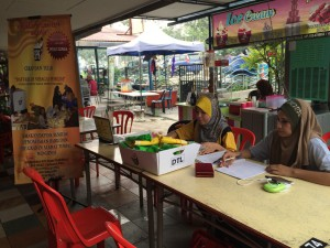 outreach din ikan bakar
